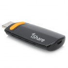 WIDI AirPlay dLAN / Miracast HDMI Wireless Screen Share Dongle for iPhone / PC / Android-enhet - Svart