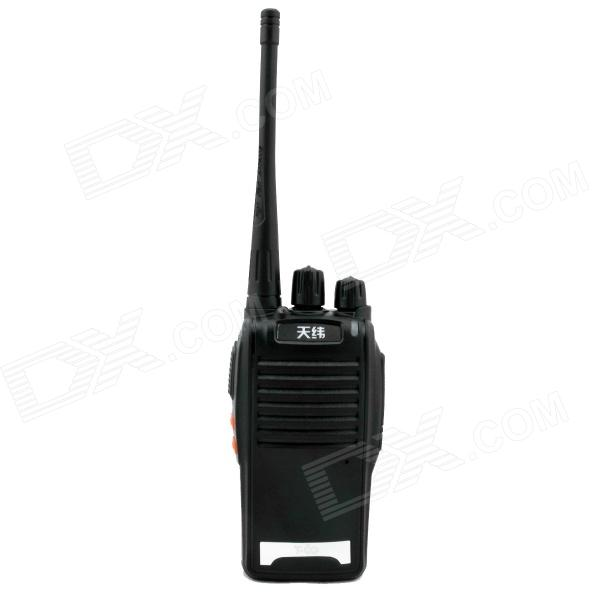 TWT T-60 Handheld Walkie Talkie / Interphone - Black