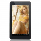 "S783 7.0"" Screen Android 4.2 2G Phone Tablet w/ 4GB + Bluetooth + Dual SIM - Blue"