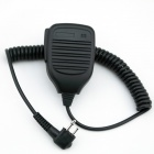 M-21 GP88S Walki Talkie Handheld Microphone for Motorola - Black