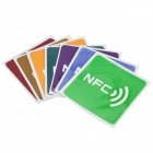NFC Smart Labels for Samsung N3/S4 - Light Purple + Multicolor (7PCS)