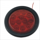 Auto Truck LED Parar / Girar / Tail Light Kit con Lente Roja - Rojo