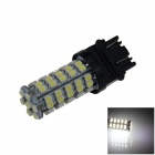 3157 / 3156 3W 250lm 68-SMD 3528 LED White Car Steering / Brake / Backup / Tail Lamp (12V)