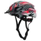 MOON MV-29 Outdoor Sports Cycling Bike Helmet - Red + Red + Multicolored