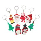 Christmas Gift Keychains (Assorted 16-Pack)