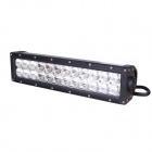"13.6"" 72 6480lm Combo LED Work Light Bar Offroad SUV ATV Lamp (9~45V)"