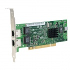 DIEWU 8492MT Gigabit LAN Network Card Adapter for Server - Green