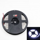 85W 1200lm 300-SMD 5630 LED White Waterproof Car Decoration Light Strip (12V / 5m)