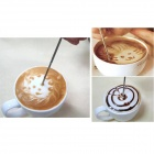 Stainless Steel Coffee Art Decorating Pen Tool - Silver