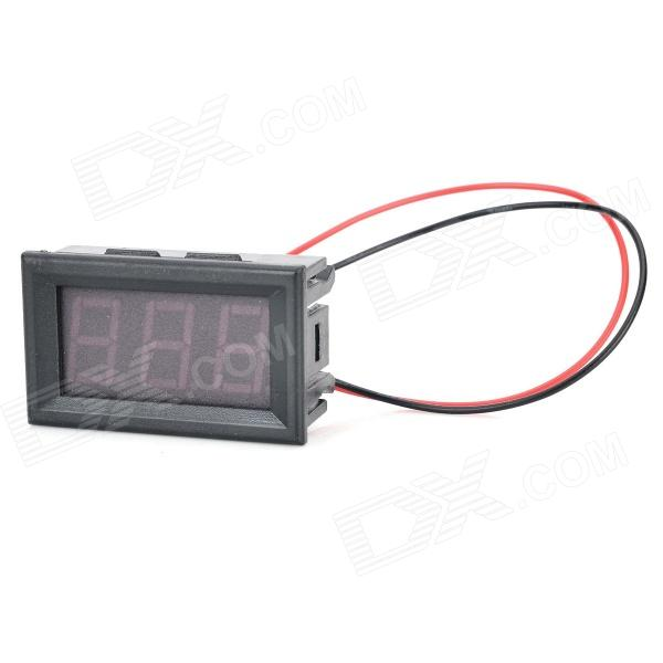 2-Wire 3-Digit DC Digital Voltmeter (7~100V)