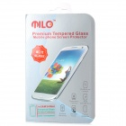 MILO Clear AGC Tempered Glass Screen Protector Guard Film for Samsung Galaxy S4 Mini i9190