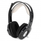DANYIN DT-2112 Wired Headphone w/ Mic - Black (3.5mm)