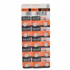 MAXELL 1.5V Alkaline LR1130 / AG10 Cell Button Batteries Set (20 PCS)