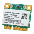 Atheros AR5B195 Bluetooth v3.0 150Mbps 802.11b/g Wireless Network Card