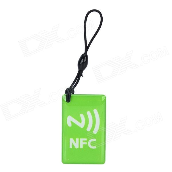 цены Ntag 203 Chip NFC Smart Tag - Green