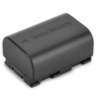VG108 3.6V 860mAh Decoded Battery for JVC BN-VG107 / VG108 / VG121 / VG114 Digital Camera - Black