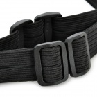 T2009 Motorcycle Bicycle Helmet Strap - Black