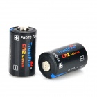 TrustFire 3V CR2 Li-ion Batteries (2 PCS)
