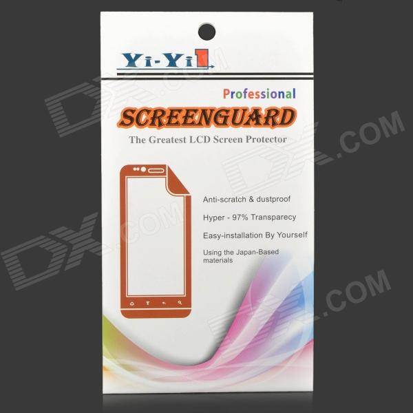 YI-YI  Protective ARM Screen + Back Protector Set for Sony Xperia Z1 / L39H / C6902 - Transparent yi yi protective tpu back case cover w screen protector for lg g pad v500 purple