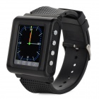 "AK812 Mini Ultrathin GSM Watch Wrist Phone w/ 1.44"" Screen, Bluetooth, Triple-band and Radio"