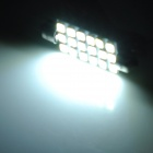 SENCART 44mm 18smd 5730 5W 180lm 9500K 18-5730 SMD LED Cold White Light Lamp (9~36V)