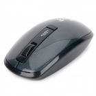 Mote V186 2.4GHz USB 2.0 1250 / 1800dpi Wireless Optical Mouse - Svart