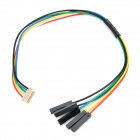 Flight Controller Series APM 2.5 6-Pin Connection Cable - Multicolored (22cm)