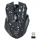 Jiete 3231 2.4GHz 1000 / 1200 / 1600dpi Wireless Mouse