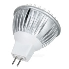 MR16 3.8W 360-Lumen 6500K Cool White Light 60-LED Cup Bulb (12V)