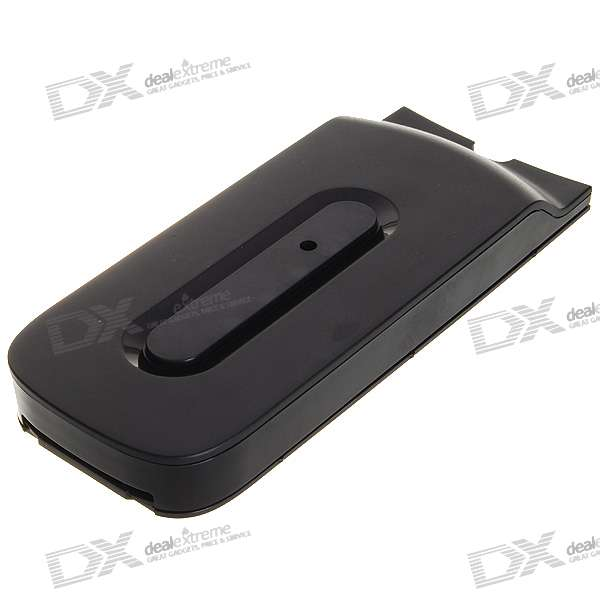HDD Hard Disk Drive Case for Xbox 360 (Black)