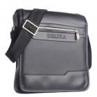 Delika 9194 Business Men's One-Shoulder Bag Briefcase - Black