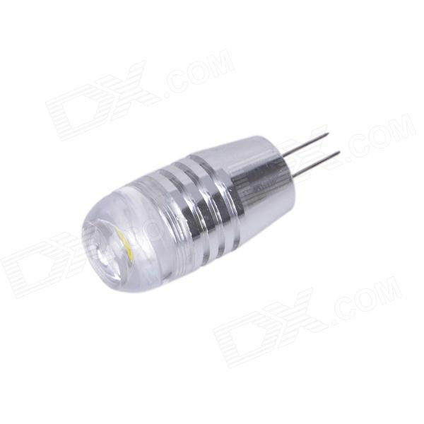 AX124 G4 3W 150lm 6500K 1-LED White Light Lamp Bulb - (10~20V)