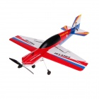 WLtoys F939 Fashionable 4-Channel 2.4GHz Radio Control Airplane - Red + Blue