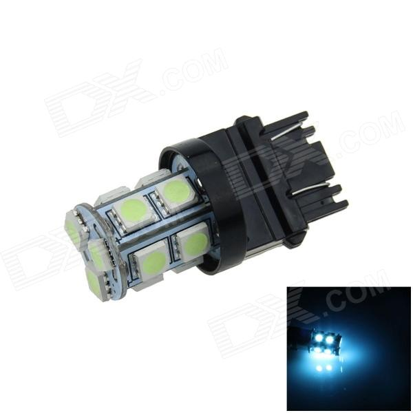3157 / 3156 2.5W 250lm 13-SMD 5050 LED Ice Blue Light Car Steering / Brake / Tail Lamp (12V)