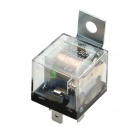 NBHK NSR-04 400W 40A Car Power Relay - Transparent + Schwarz (DC 12V)