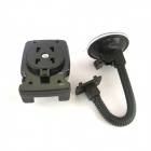 FLY 2080-A4 Car Suction Cup Front Windshield Glass / Air Outlet Mount Holder for Cell Phone - Black