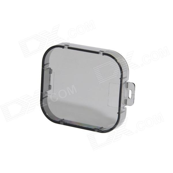 HighPro Professional Diving Housing Filter for GoPro Hero 3 - Grey