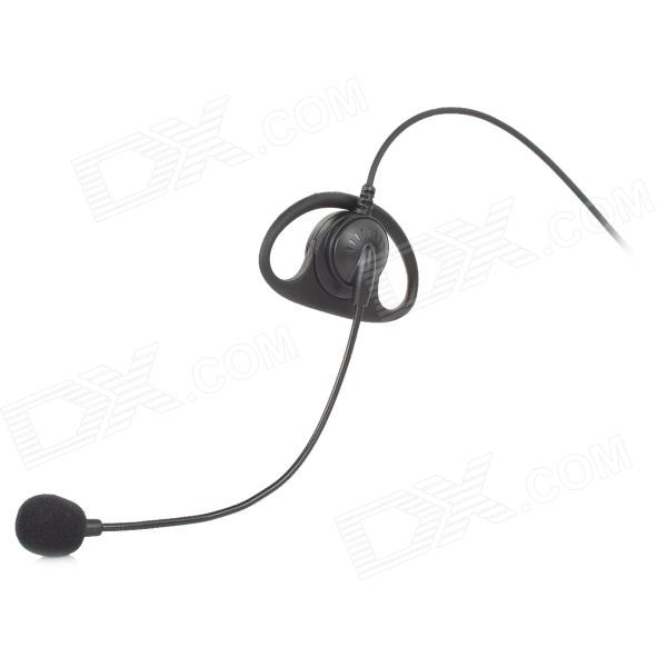 Multi-Use 3.5mm / 2.5mm Earphone for KENWOOD, Puxing, Quansheng, Wouxun, Powerphone, YTY