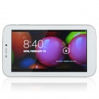 "AM756 Dual-core Android 4.2 Tablet PC w/ 7.0"" Screen / Bluetooth / GPS / Wi-Fi - White"