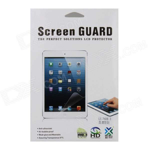 Protective Screen Protector Guard Film for LG G Pad 8.3