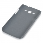 Protective PC Back Case for Samsung G7106 - Grey