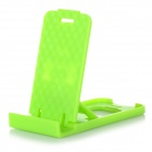 Mini Universal Desktop Mobile Phone Stand Holder - Green
