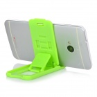 Mini Universal Desktop Mobile, suporte do telefone Holder - Verde