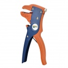 BEST YS-1 Handy Self-adjusting Wire Stripping Pliers Stripper Tool - Blue + Orange