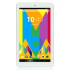 "7.0"" Quad Core Android 4.2.2 Capacitive Touch Screen Tablet PC w/ 8GB + Bluetooth - White + Red"