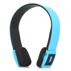 BH-B Sports Headband Stereo Bass Bluetooth Headphones - Blue