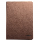 KALAIDENG Protective PU Leather Case w/ Stand for SS Galaxy Note Pro 12.2 P900 - Coffee