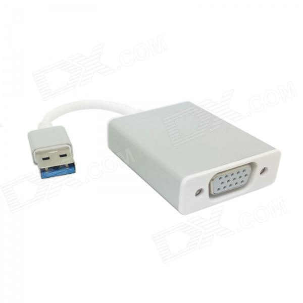 CY U3-055 USB 3.0 to VGA Video Graphic External Cable Adapter