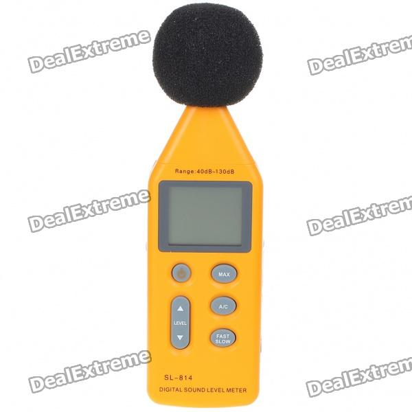 7-Range Sound and Noise Meter