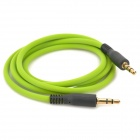 Ad-9 Universal PVC 3.5mm Audio Cable - Green (100cm)